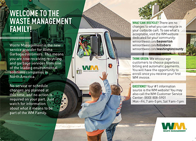 Hillsboro - Waste Management Northwest